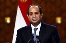 Tổng thống Ai Cập al-Sisi cam kết chống nạn di cư trái phép