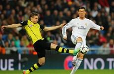 "Lịch trực tiếp Champions League: Dortmund ""đại chiến"" Real"