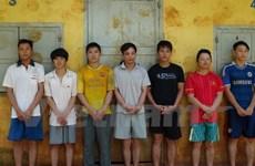 Bình Phước: Bắt 3 đối tượng hành hung ba chiến sỹ công an
