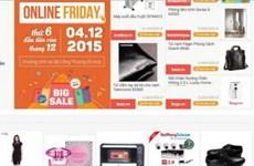 Bất ngờ lớn trong Ngày mua sắm trực tuyến 2016 tại Việt Nam