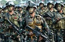 Philippines sẽ đối mặt khó khăn khi hạn chế mua vũ khí Mỹ