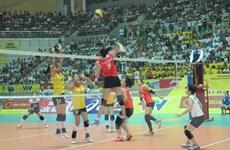 Tuyển bóng chuyền nữ Việt Nam đánh bại đội bóng của Nhật Bản