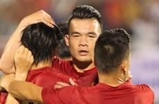 """Đội tuyển Việt Nam """"bất phân thắng bại"""" trước tuyển Indonesia"""
