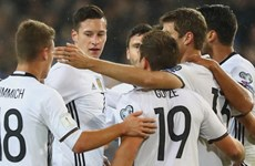 """Kết quả: Đức độc chiếm ngôi đầu, Anh """"bất lực"""" trước Slovenia"""