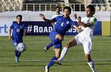 Thua trận thứ tư liên tiếp, Thái Lan xa vời giấc mộng World Cup