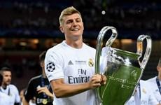 Toni Kroos sắp trở thành cầu thủ Đức hưởng lương cao nhất