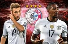 """Đội tuyển Đức có bị """"hội chứng Bayern Munich"""" hay không?"""