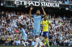 Man City lại mất điểm: Chặng thứ hai của Premier League bắt đầu