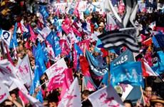 Pháp: Hàng chục nghìn người biểu tình chống hôn nhân đồng giới