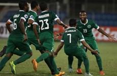 U19 Saudi Abrabia giành vé World Cup sau loạt luân lưu kịch tính