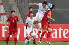 U19 Việt Nam dừng bước sau thất bại 0-3 trước U19 Nhật Bản