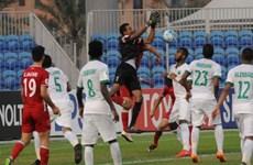 """Cận cảnh chiến thắng """"siêu điên rồ"""" 6-5 của U19 Saudi Arabia"""