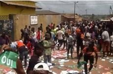 Côte d'Ivoire: Bạo lực cản trở trưng cầu ý dân về Hiến pháp mới