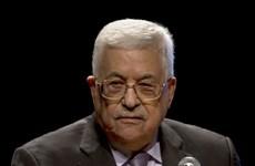 Tổng thống Abbas: Hòa bình là mục tiêu chiến lược của Palestine