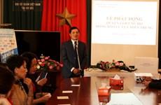 Người Việt tại Séc quyên góp hơn 2 tỷ đồng ủng hộ miền Trung