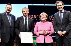 Klinsmann được tặng danh hiệu cao quý nhất của bóng đá Đức