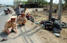 Hà Tĩnh: Tai nạn giao thông làm ba người đi xe máy tử vong