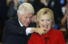Bà Hillary Clinton nhận được sự ủng hộ áp đảo từ truyền thông