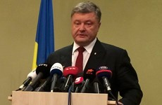 Tổng thống Ukraine hy vọng Mỹ sẽ tiếp tục hỗ trợ chống Nga