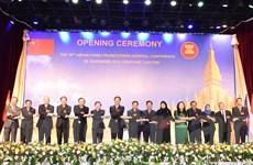 ASEAN và Trung Quốc hợp tác chống tội phạm xuyên quốc gia