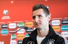 Mất nửa đội hình, Đức sẽ đá thế nào trước San Marino và Italy?