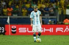 Argentina chưa bao giờ là mối lương duyên của Lionel Messi?