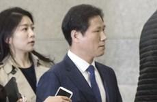 Hai cựu thư ký của Tổng thống Hàn Quốc bị nghi dính líu bê bối