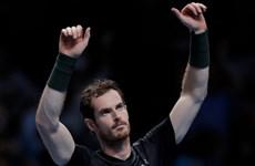 """ATP World Tour Finals: Murray """"hạ gục nhanh"""" Marin Cilic"""