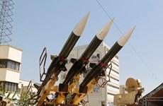Iran bác quan ngại của Liên minh châu Âu về chương trình tên lửa