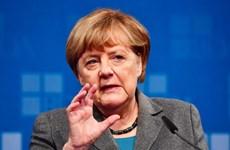 Bà Angela Merkel sẽ tranh cử Thủ tướng Đức nhiệm kỳ thứ tư