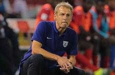 Đội bóng của Jurgen Klinsmann thua thảm ở vòng loại World Cup