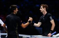 Djokovic và Murray tranh ngôi số 1 ở trận chung kết lịch sử