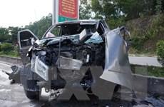 """Thanh Hóa: Tai nạn giao thông nghiêm trọng liên quan tới """"Xe Hổ vồ"""""""
