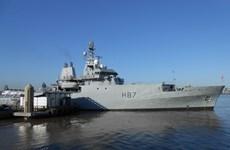 Albania lần đầu tham gia sứ mệnh của NATO trên biển Aegean