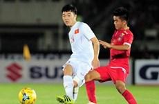 Công Vinh, Xuân Trường góp mặt đội hình tiêu biểu lượt ra quân AFF Cup