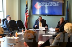 Quan hệ Việt Nam-Hoa Kỳ tiếp tục phát triển bền vững và thực chất