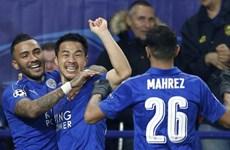 Leicester City viết tiếp chuyện cổ tích tại Champions League