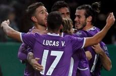 Champions League: Đã xác định được 10 đội vào vòng knock-out