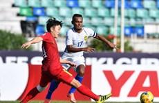 Cận cảnh chiến thắng của đội tuyển Việt Nam trước Malaysia