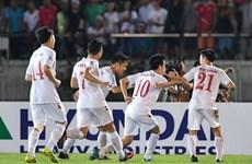 Đội tuyển Việt Nam thăng tiến mạnh mẽ trên bảng xếp hạng FIFA