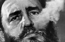 Những hình ảnh ấn tượng nhất về Nhà cách mạng Fidel Castro