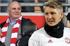 """Chủ tịch Bayern khuyên Schweinsteiger buộc MU phải """"trả giá"""""""