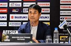 HLV Hữu Thắng lập nên hàng loạt kỷ lục cùng đội tuyển Việt Nam