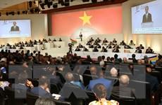 Chủ tịch nước dự, phát biểu tại khai mạc Hội nghị cấp cao Pháp ngữ
