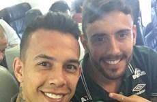 Bốn cầu thủ thoát chết trong vụ máy bay chở đội bóng Brazil gặp nạn