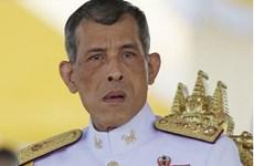 Hoàng Thái tử được suy tôn thành Quốc vương Thái Lan Rama X