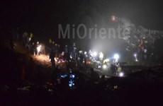 Xác nhận có người sống sót trong vụ rơi máy bay tại Colombia