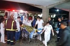 Đã tìm thấy 25 thi thể trong vụ máy bay rơi tại Colombia