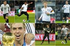 7 cầu thủ Đức và hàng loạt sao cạnh tranh ở đội hình tiêu biểu