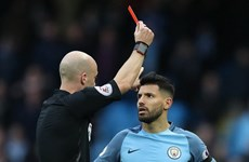 Manchester City lĩnh 2 thẻ đỏ trong trận thua đậm Chelsea